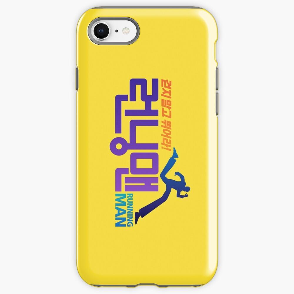 Run Don T Walk 런닝맨 Running Man Iphone Case Korean Variety Show Iphone Case Cover By Ruepaw Redbubble