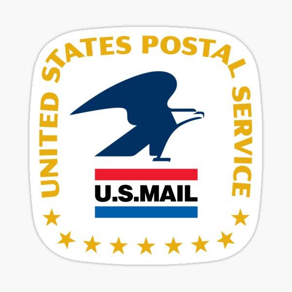 United States Postal Service Emblem (USPS) Sticker