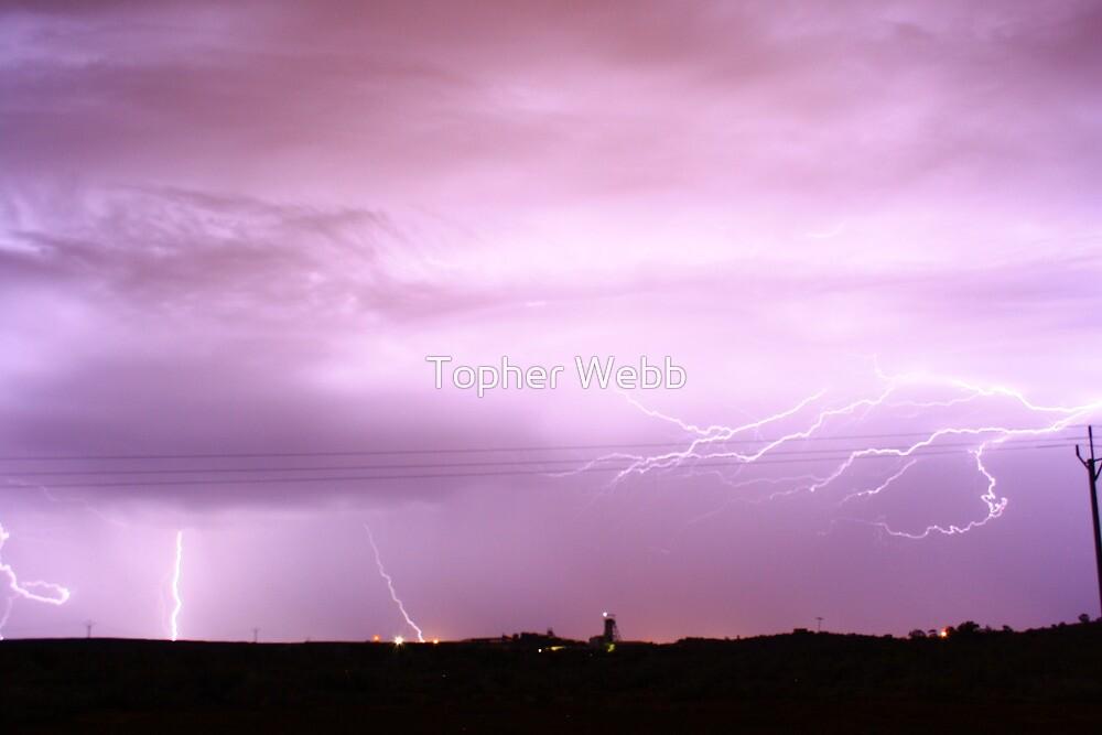 Purple Haze by Topher Webb