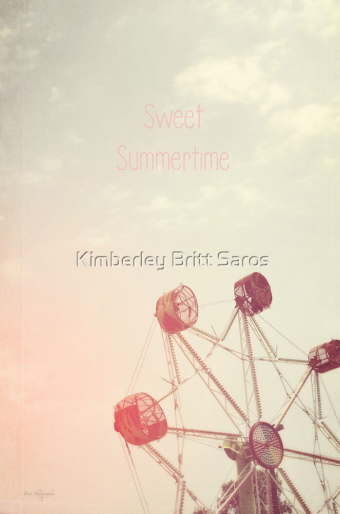 Sweet Summertime by KBritt