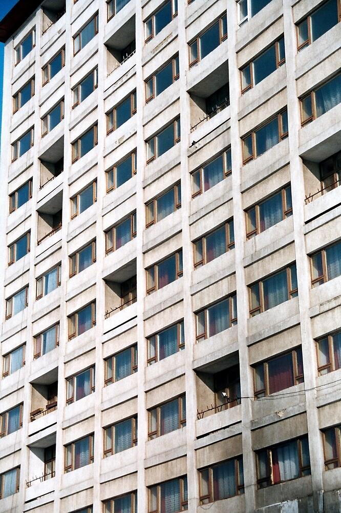 old hotel by verivela
