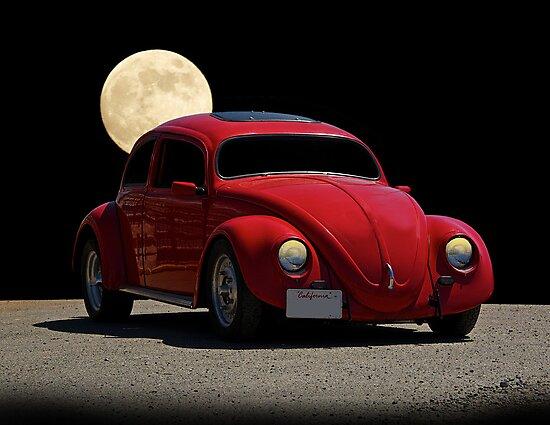 1966 Volkswagon 'After Dark' by DaveKoontz