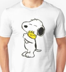 Snoopy and Woodstock Unisex T-Shirt