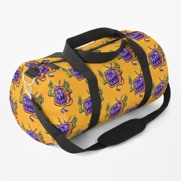Monster Television Duffle Bag