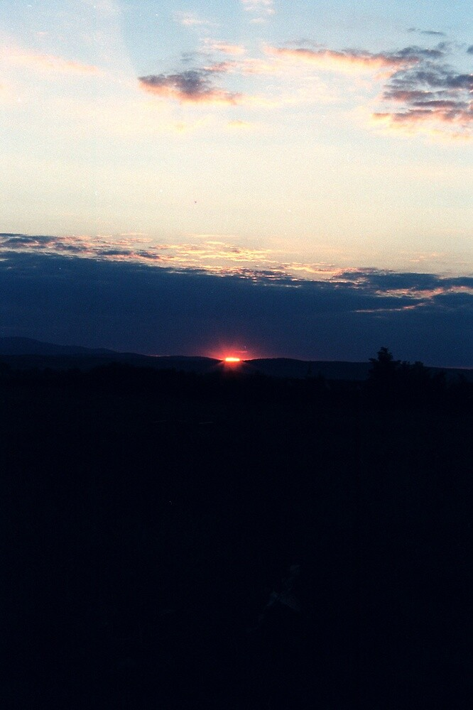 bad sunset 4 by verivela