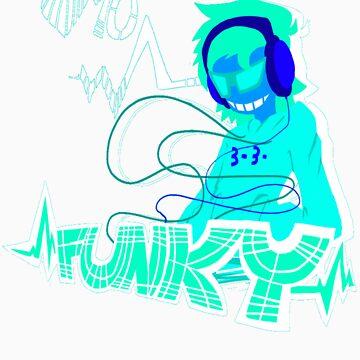 Funky Dealer  by MintyTornado