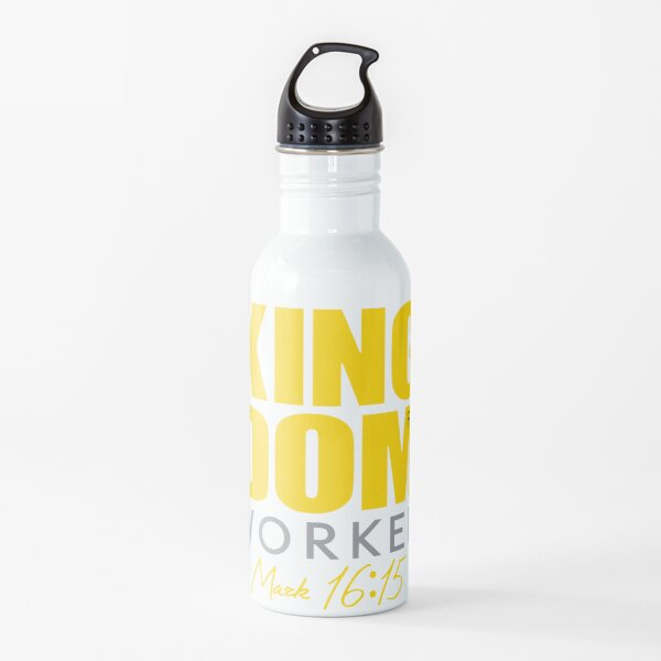Kingdom Worker Water Bottle