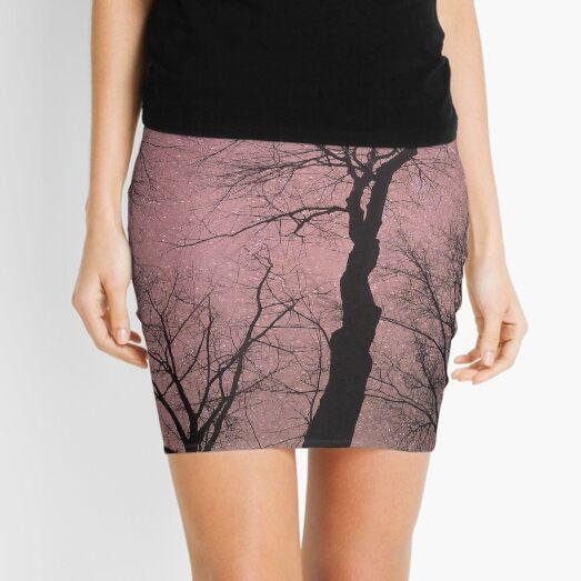 Trees Are Poems Mini Skirt