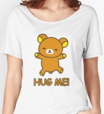 Rilakkuma Hug Women's Relaxed Fit T-Shirt