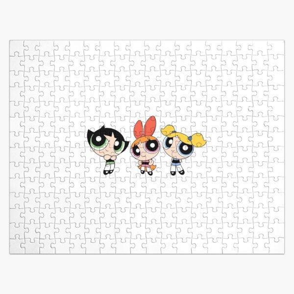 Power girls  Jigsaw Puzzle
