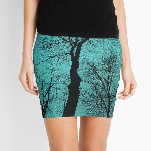 Trees Are Poems II  Mini Skirt
