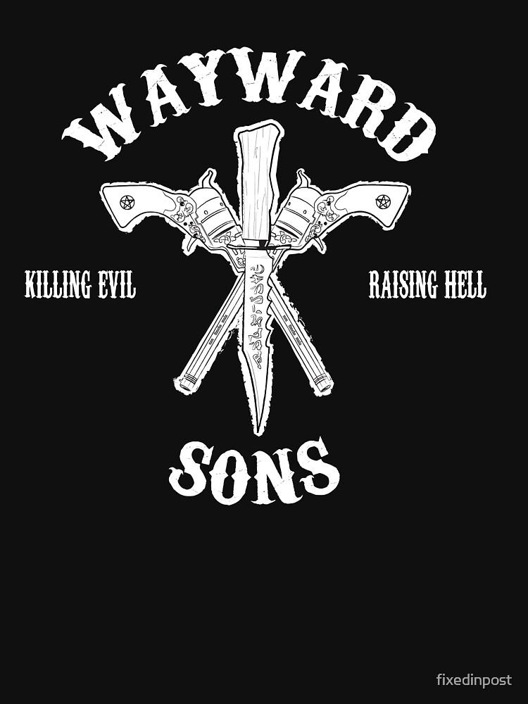 Supernatural - Wayward Sons | Unisex T-Shirt