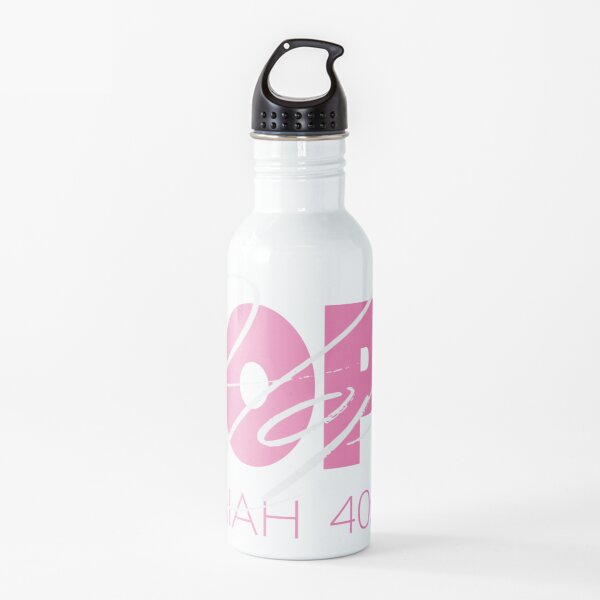Hope Isaish 40:31 Water Bottle
