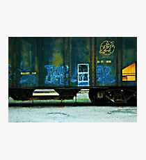 Tagger Photographic Print