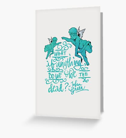 Thoughts from Places: Vienna Greeting Card