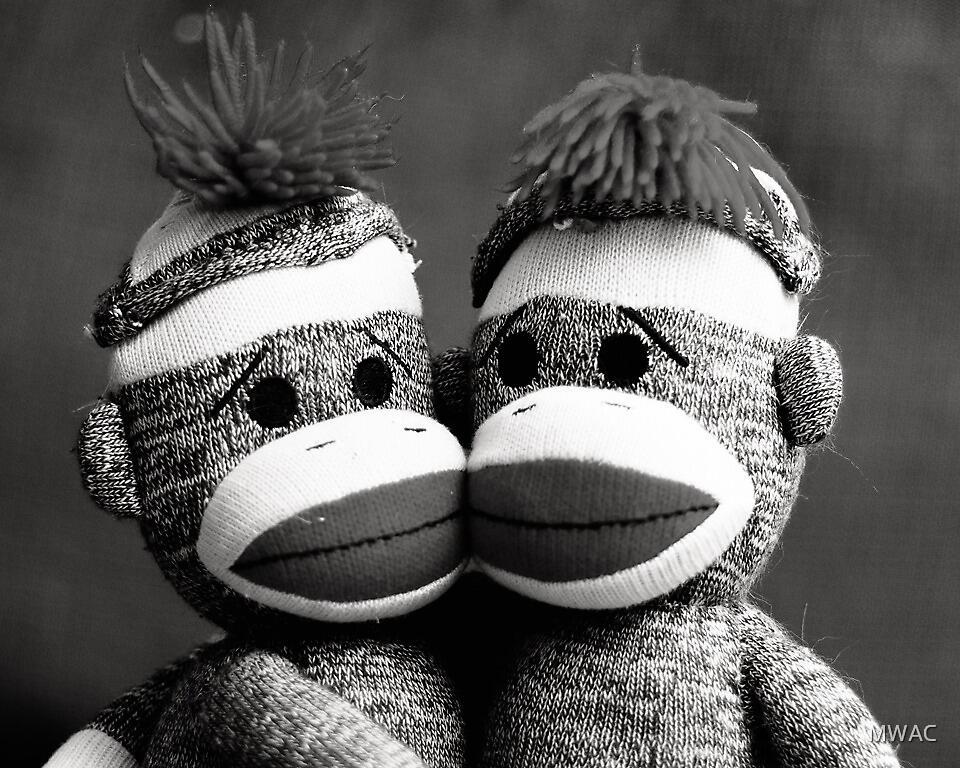 Monkey Love by MWAC