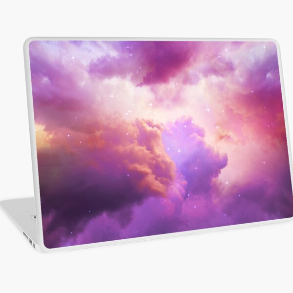 The Skies Are Painted (Cloud Galaxy) Laptop Skin