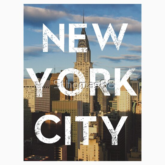 Essay about new york city