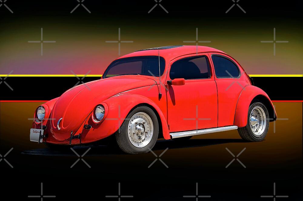 1966 Volkwagon 'Beatle Bug' by DaveKoontz
