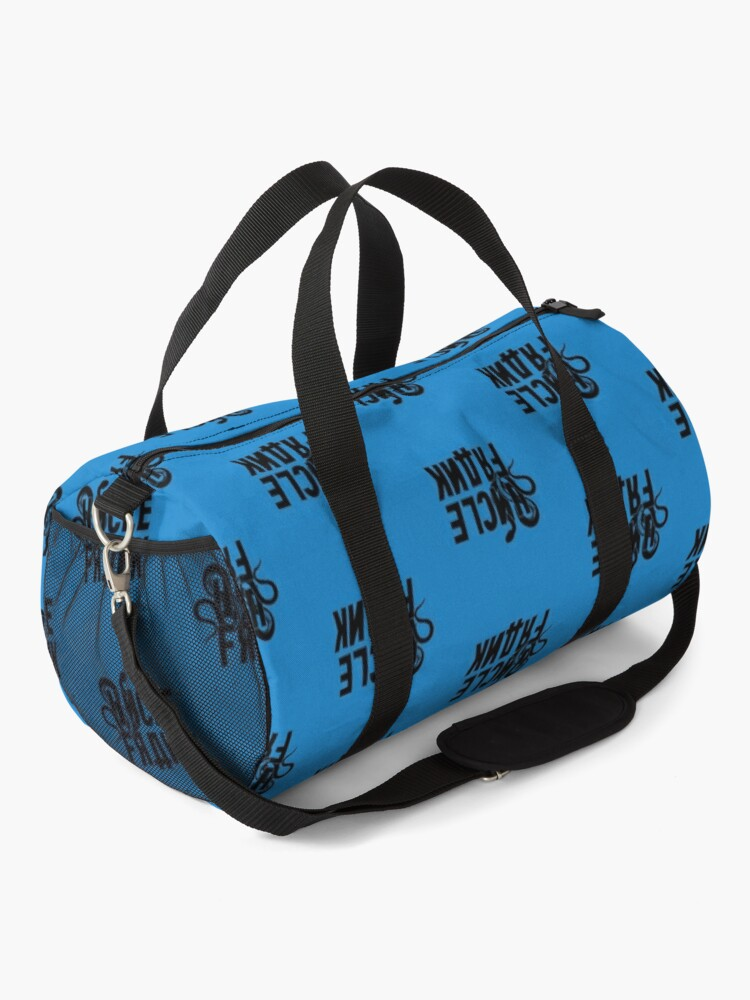 Alternate view of Uncle Frank 2020 Logo  Duffle Bag