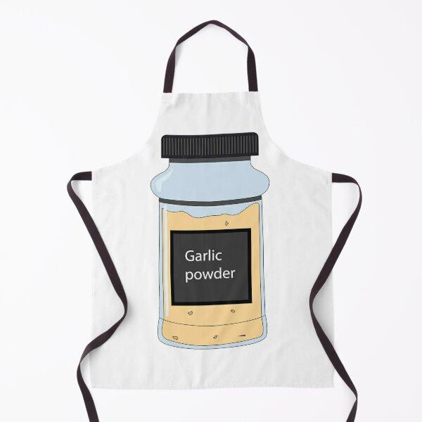 Garlic powder Apron
