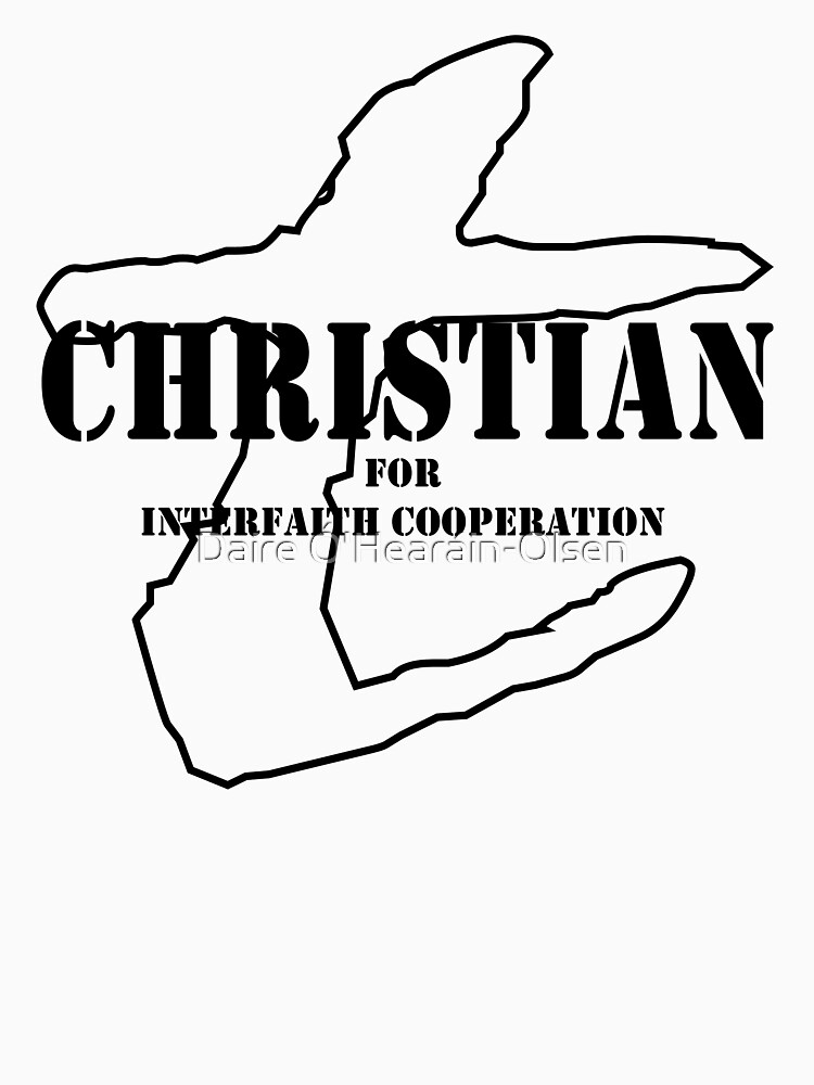 Christian for Interfaith Cooperation by just-mitchell
