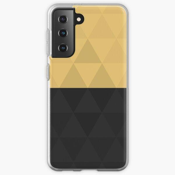 Triforce entre les mondes Coque souple Samsung Galaxy
