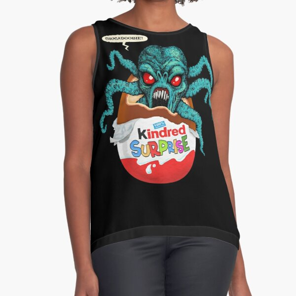 Kindred Surprise Sleeveless Top