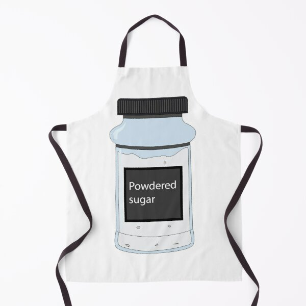 Powdered suger Apron