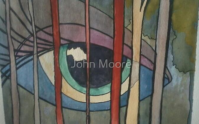 The Existential Watchman by John Moore