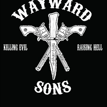 Supernatural - Wayward Sons by fixedinpost