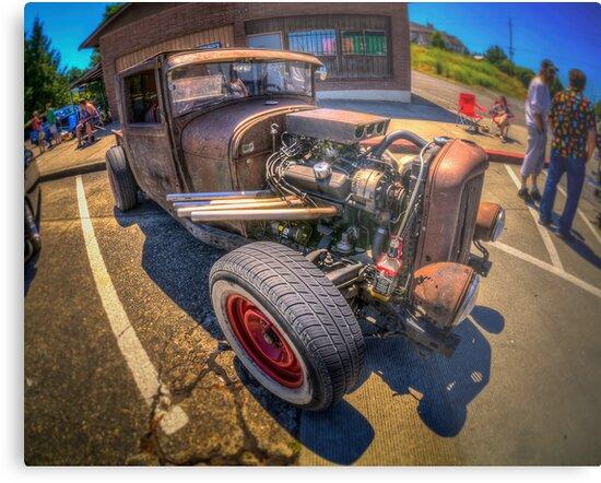 Rusty Jack by Steve Walser