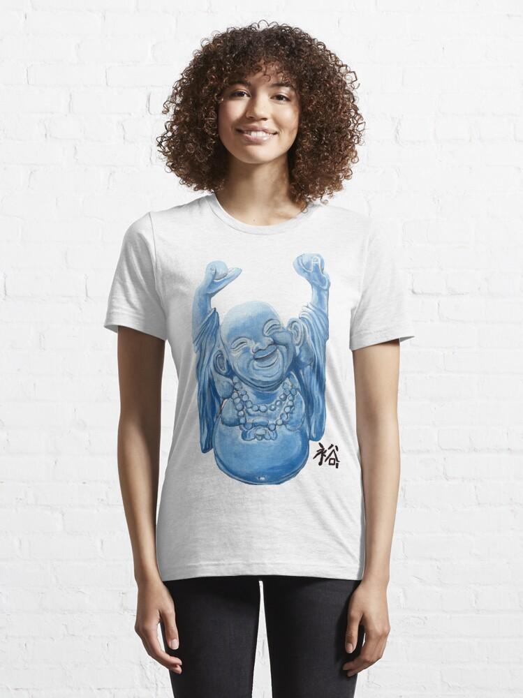 Alternate view of Abundance Buddha Essential T-Shirt