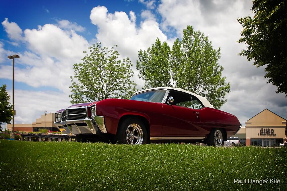 Buick Convertible by Paul Danger Kile