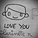 I Love You by KarenLindale