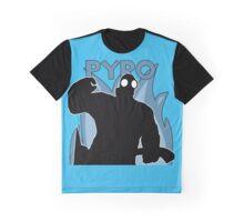 BLU Pyro - Team Fortress 2 Graphic T-Shirt