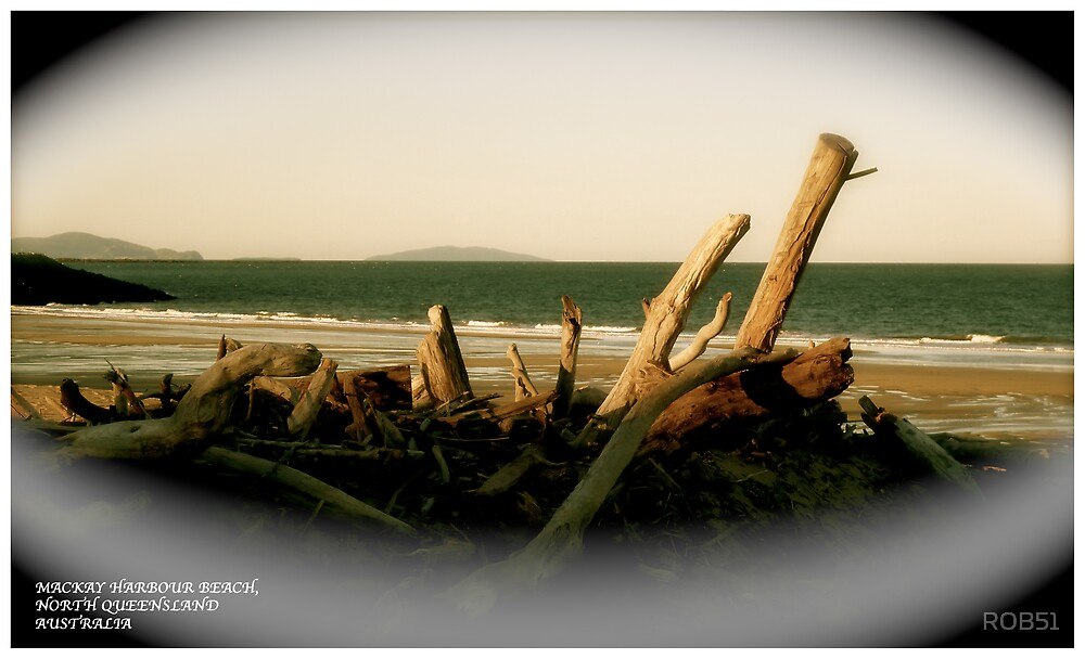 HARBOUR BEACH Nth Qld by ROB51