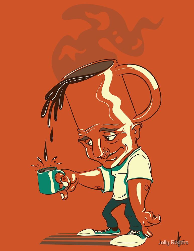 Coffee Head by poopsmoothie