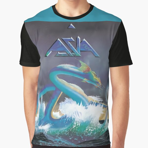 Asia (1982) Graphic T-Shirt
