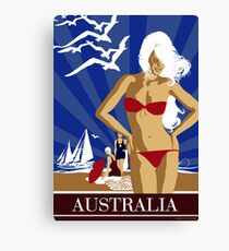 Australia Canvas Print