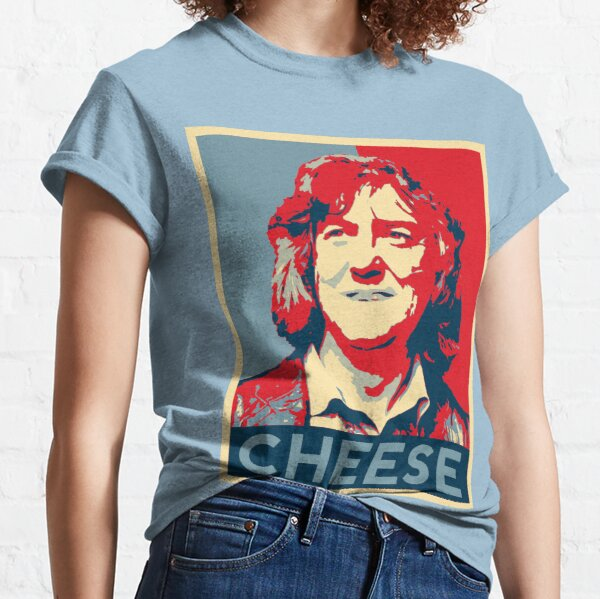 James May - Cheese Classic T-Shirt