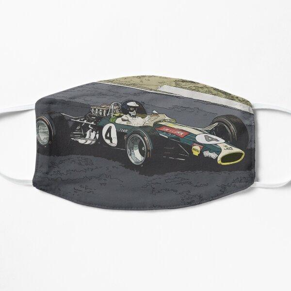 Jim Clark 1968 South African Grand Prix Mask