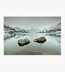 Those Rocks Photographic Print