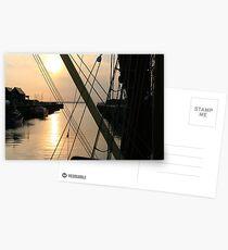 Golden Greta Postcards