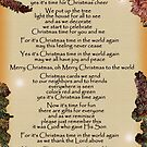 Merry Christmas To The World by Roger Sampson
