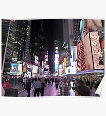 Times Square, NYC Poster