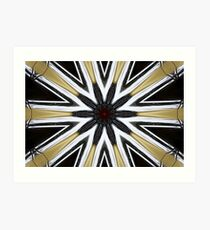 1948 GMH kaleidoscope Art Print