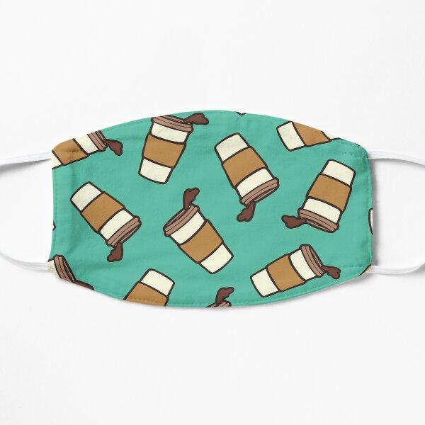 Take it Away Coffee Pattern Mask