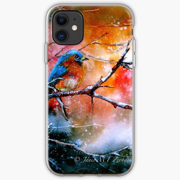 Thoughtful Stillness.. iPhone Soft Case