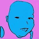 Little Boy Blue #2 by David Bath